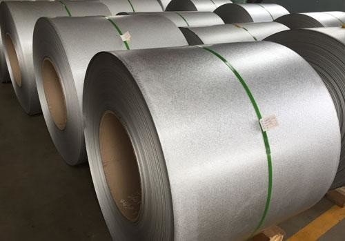 0.25-3.0mm High AZ coated 55% Galvalume Steel Coil